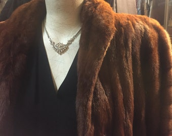 Gorgeous 1930s Squirrel Fur Coat