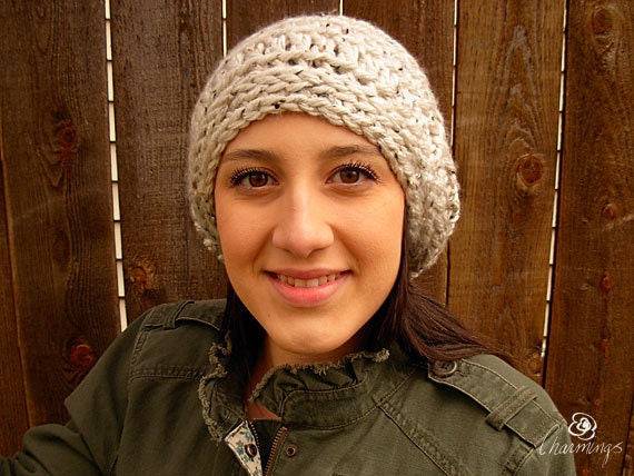 The Kiley Slouch/Cowl, Slouch Hat Cowl, Woman's Fashion Hat and Cowl, Girl's Hat and Cowl