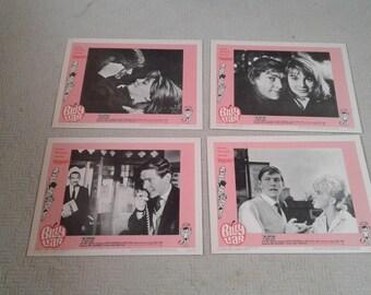 Billy Liar - Lobby  Cards