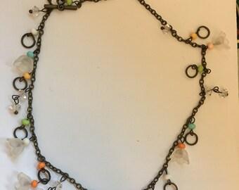 Unique Gift Campanellio beads necklace Choker