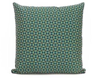 """Cushion cover with pattern (""""Valencia"""") - handmade by YUVIA"""