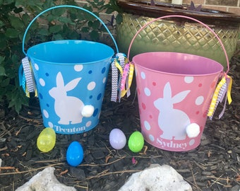 Personalized Easter Pail - Large