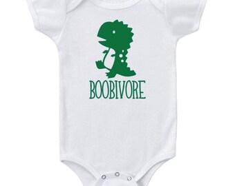 Boobivore Onesie