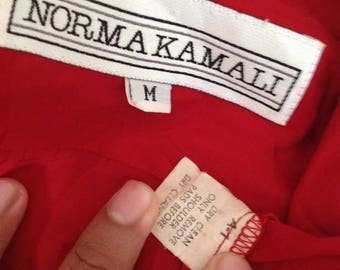 Sale 25USD Only ! Vintage Norma Kamali Tops Or Else I Dont Know What Kind Of Clothes Is It But Its Really Vintage