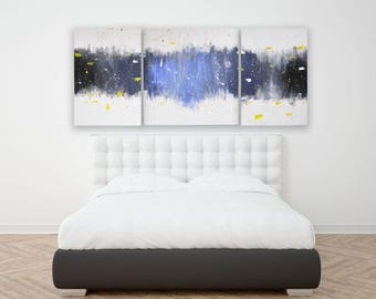 Canvas Paint - Deep Blue