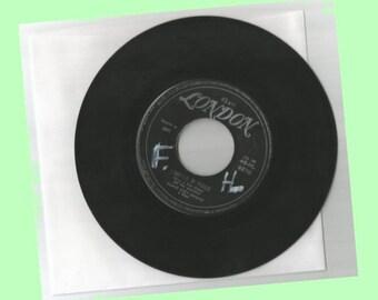 45 RPM - Duane Eddy - L'Anello Di Fuoco / Gidget Goes Hawaiian G+ - Rare Italian Release