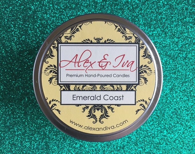 Emerald Coast - 8 oz. tin
