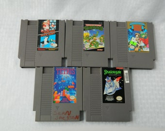 Nintendo games 9.95 each
