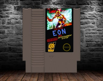 Time Diver Eon Man - Protect the past to save the future - NES - Unreleased