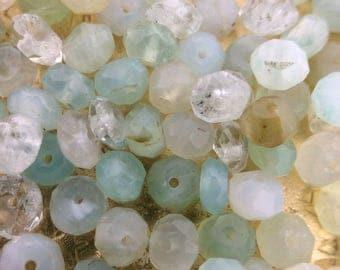 Loose Peruvian Opal Gemstone Beads, Peruvian Opal Beads, Peruvian Opal Gemstones, Wholesale #1311