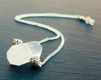 quartz necklace, quartz jewelry, quartz pendant, quartz stone, crystal necklace, crystal point, quartz crystal necklace, quartz point