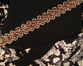 Item#Item# 38 Swarovski bracelet