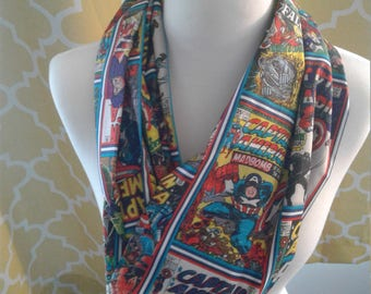 Captain America Infinity Scarf