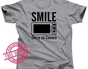 Funny Political Shirt - Anti Trump Shirt - KellyAnne Conway Shirt  - Liberal Shirt - Microwaves - Political Sarcasm Shirt - Resist Shirt