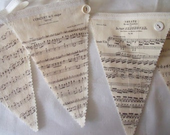 Classical Music Bunting