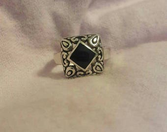 Beautiful Onyx Ring