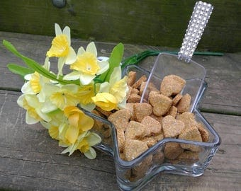 Simply Delish Gourmet All Natural Peanut Butter Pumpkin Dog Biscuits Preservative Free