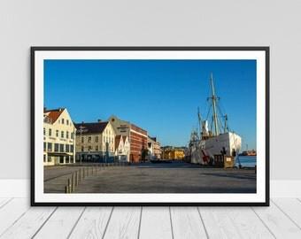 Scandinavian Homes Print, Modern Nordic Print, Norway Poster, Scandinavian Poster, Nordic Style Print, Nordic Poster Print, Nordic Art