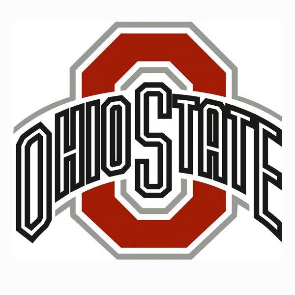 Ohio State Buckeyes Logo Layered SVG Dxf Logo Vector File ...