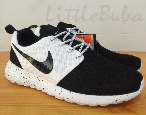 super popular b5c5a aa22a SALE 10% only until 5 January Custom Nike Roshe Run by LittleBuba  high-quality