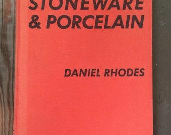 Daniel Rhodes Book