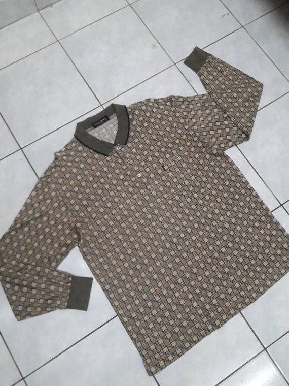 SALE!! Vintage Yves Saint Laurent YSL Long sleeve shirts