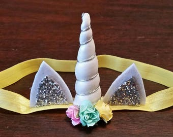 Baby Unicorn Headband