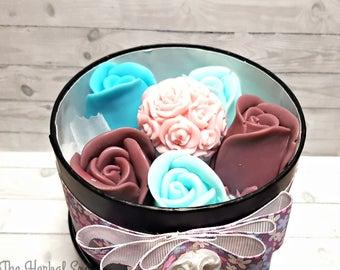 Soap Bouquet/Gift soap/Floral Soap/ Soap floral Arrangements