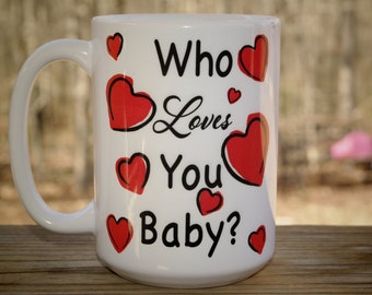 Love Baby Coffee Mug