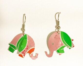 """Shop """"elephant earrings"""" in Brooches"""