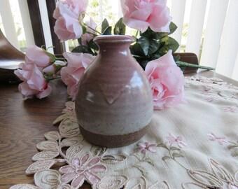 Irish studio vase from potter Jim Galligan