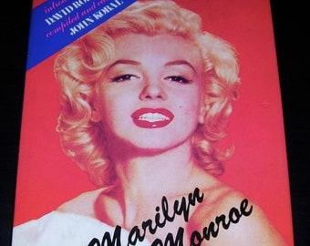 Marilyn Monroe Hardbound Photo Book 1974