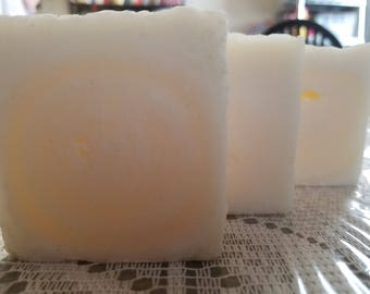 Unscented 100% Coconut Soap