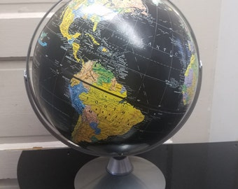 "Replogle 12"" Starlight Globe Double axis"