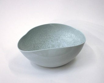 Elegant porcelain, blue Bowl