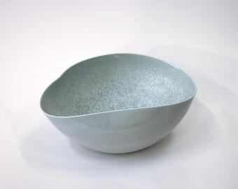 Elegant porcelain, blue Bowl