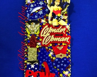 Wonder Women IPhone 6 Plus case cover