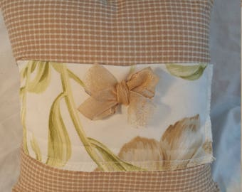 Country Girl Pocket Pillow