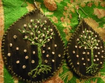 Blossom Tree Earrings