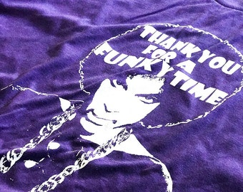 Thank You For A Funky Time T-Shirt