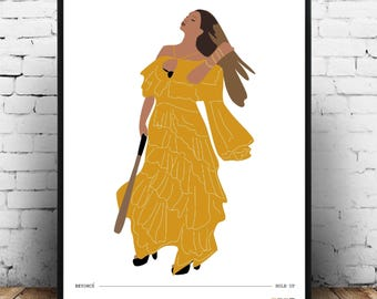 Beyonce sassy hold up wall decor, Beyonce boy bye sass wall art, Sassy Beyonce poster, Yonce slay wall art, Beyonce gift idea, lemonade