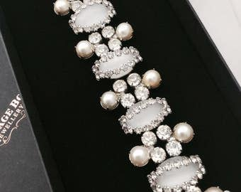 1950's Hobe Statement Bracelet