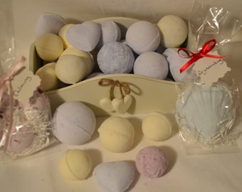 X3 Aromatherapy  Heart bath bombs, Lemon and Lime,Lavender, Frankincense, Rosewood Rejuvenation,Calming,Relaxing