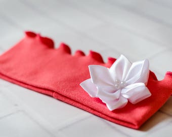 headband for girls with flower