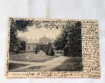 Antique German Postcard//Postkarte