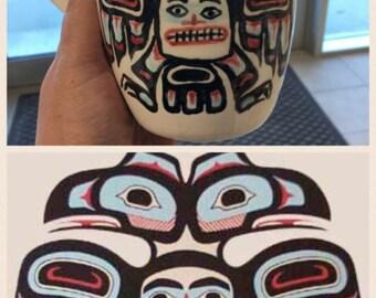 Alaska Native Mug