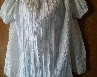 Renaissance Short Sleeve Peasant Shirt