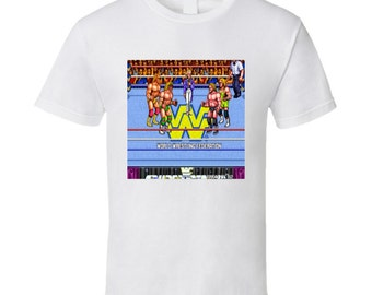 Wrestling Video Game Tshirt