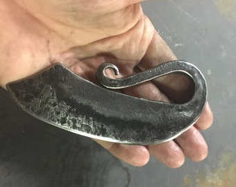 Hand Forged Herb Chopper