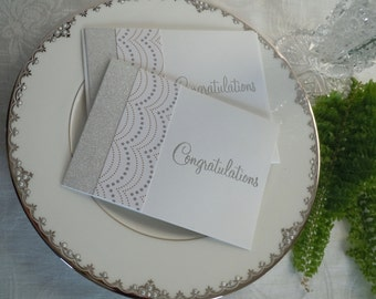 Silver Congratulations